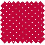 Cotton fabric red spots - PPMC