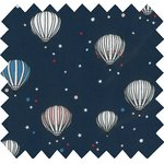 Cotton fabric heavenly journey - PPMC