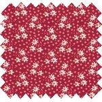 Tissu enduit cosmo rouge ex1009 - PPMC