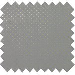 Coated fabric etoile or gris - PPMC