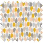 Coated fabric pastel drops - PPMC