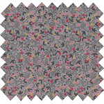 Coated fabric flowery liana - PPMC