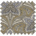 Coated fabric sesame ornament - PPMC