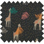 Coated fabric palma girafe - PPMC