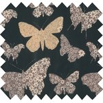 Coated fabric night butterfly - PPMC