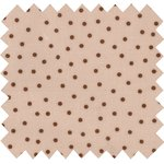 Coated fabric pink coppers spots - PPMC
