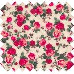 Tela plastificada rosa blush - PPMC