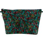 Cosmetic bag with flap deer - PPMC