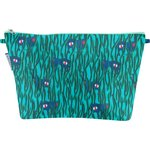 Cosmetic bag with flap cache-cache babouin - PPMC