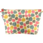 Cosmetic bag with flap summer sweetness - PPMC