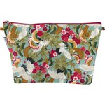 Cosmetic bag with flap ibis - PPMC