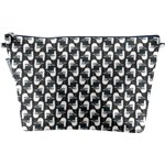 Cosmetic bag with flap black-headed gulls - PPMC