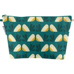 Cosmetic bag with flap piou piou - PPMC
