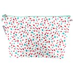 Cosmetic bag with flap swimswim - PPMC