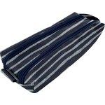 striped silver dark blue - PPMC