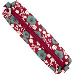 Round pencil case ruby cherry tree - PPMC