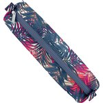 Round pencil case tropical fire - PPMC