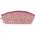 Trousse scolaire jasmin rose - PPMC