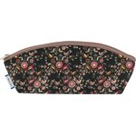 Pencil case ochre bird - PPMC