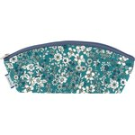 Pencil case celadon violette - PPMC