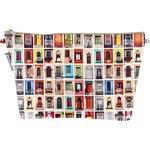 Bolsa de baño con lengüeta 1001 puertas - PPMC