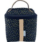 Small vanity navy gold star - PPMC