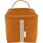 Small vanity caramel golden straw - PPMC