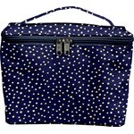 Large vanity navy gold star - PPMC