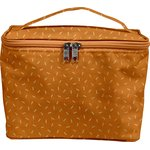 Large vanity caramel golden straw - PPMC