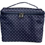 Large vanity navy blue spots - PPMC