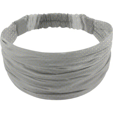 Headscarf headband- child size etoile or gris
