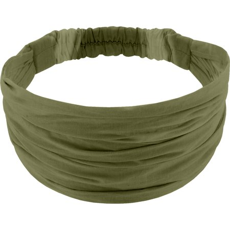 Headscarf headband- child size khaki