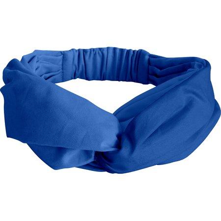 Bandeau croisé bleu navy