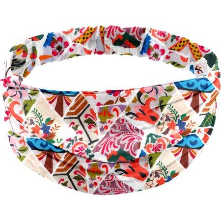 Headscarf headband- Adult size barcelona