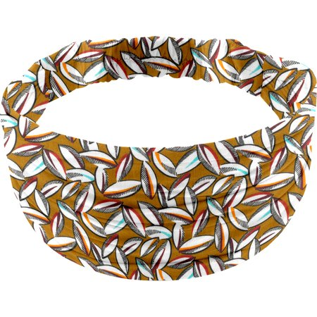Headscarf headband- child size cocoa pods