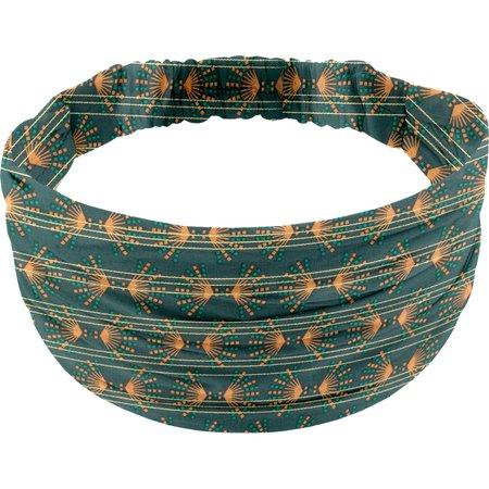 Headscarf headband- child size eventail or vert