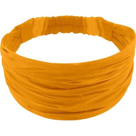 Headscarf headband- child size ochre