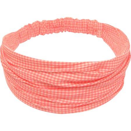 Headscarf headband- child size vichy peps