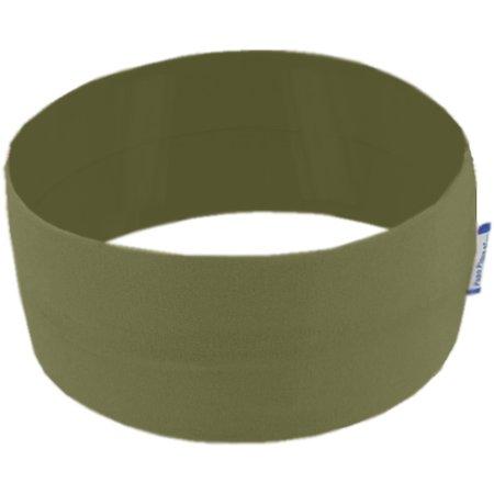 Turbantes elasticos caqui b0