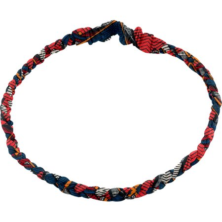 Plait hairband-adult size wax