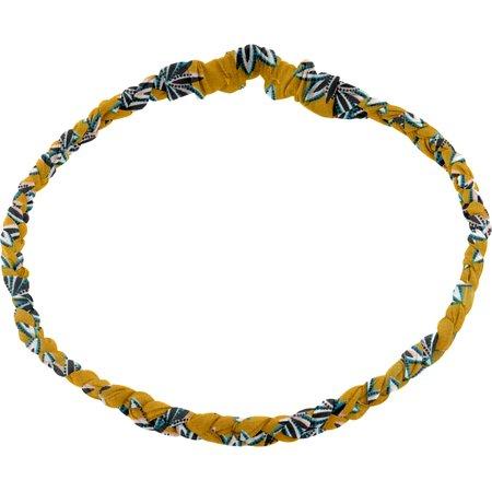 Plait hairband-children size aniseed star