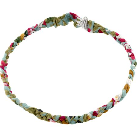 Plait hairband-children size ibis