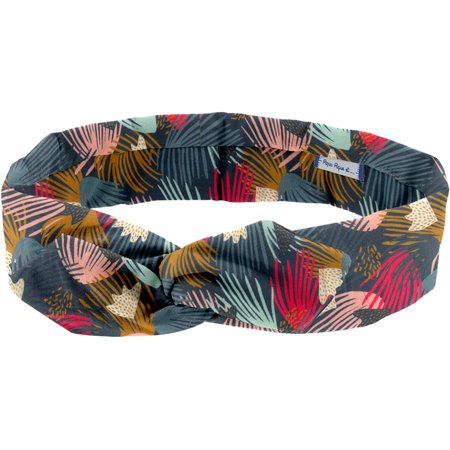 Wire headband retro fireworks