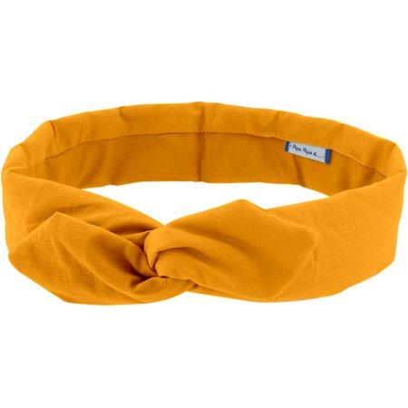 Wire headband retro ochre