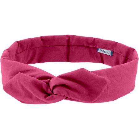 Wire headband retro fuschia