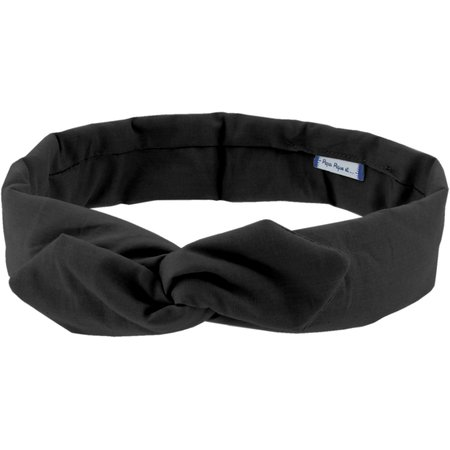 Wire headband retro black