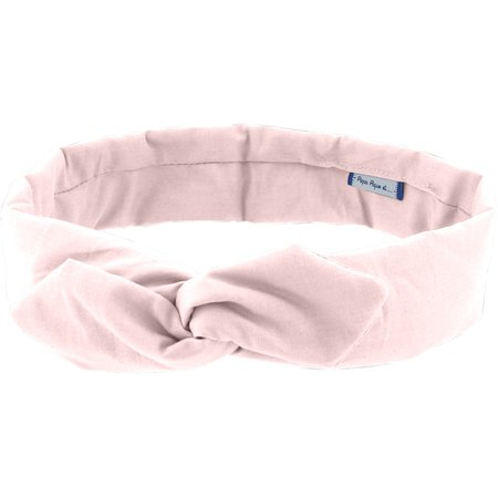 Wire headband retro light pink
