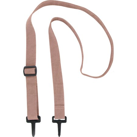 Shoulder strip of bag mokka or