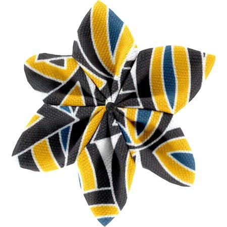 Pasador flor estrella 1000 hojas