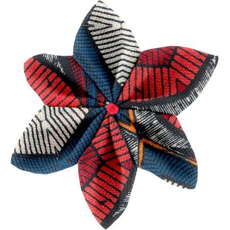 Star flower 4 hairslide wax